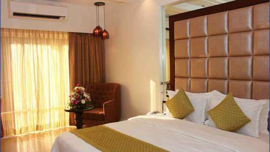 Premium Rooms 3 at Amara Vacanza Grand Inn,  Rooms in Calangute, Goa Resort