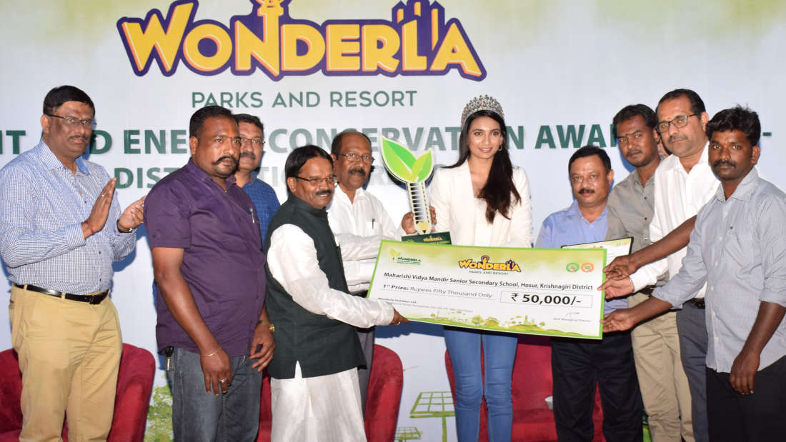 Wonderla Amusement Parks Resort