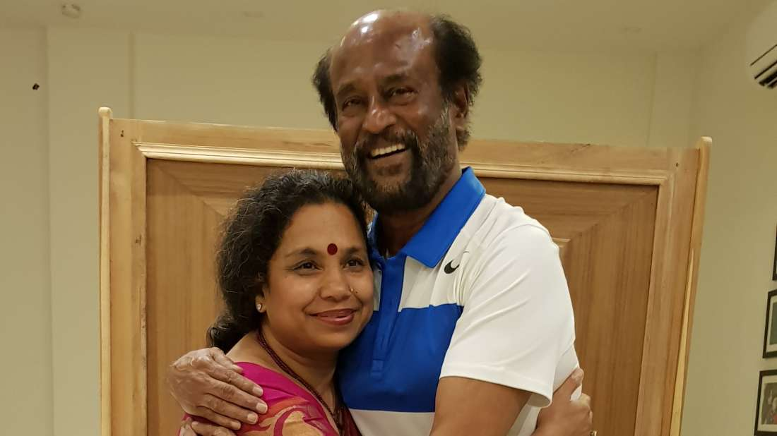 Rajinikanth at Shaheen Bagh Resort Dehradun 8
