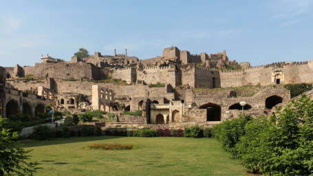 Hotel Krrish Inn, Hyderabad Hyderabad Golconda Fort
