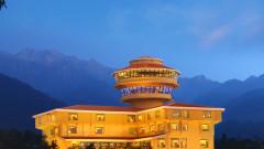 Facade at RS Sarovar Portico, Palampur Hotels 10