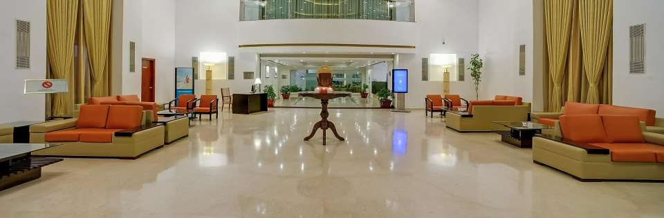 Lobby at Hotel Royal Sarovar Portico Siliguri Hotels