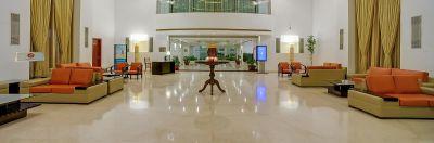 Lobby at Hotel Royal Sarovar Portico Siliguri Hotels
