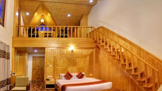 Family Suite at Summit Chandertal Regency Hotel Spa Manali 4
