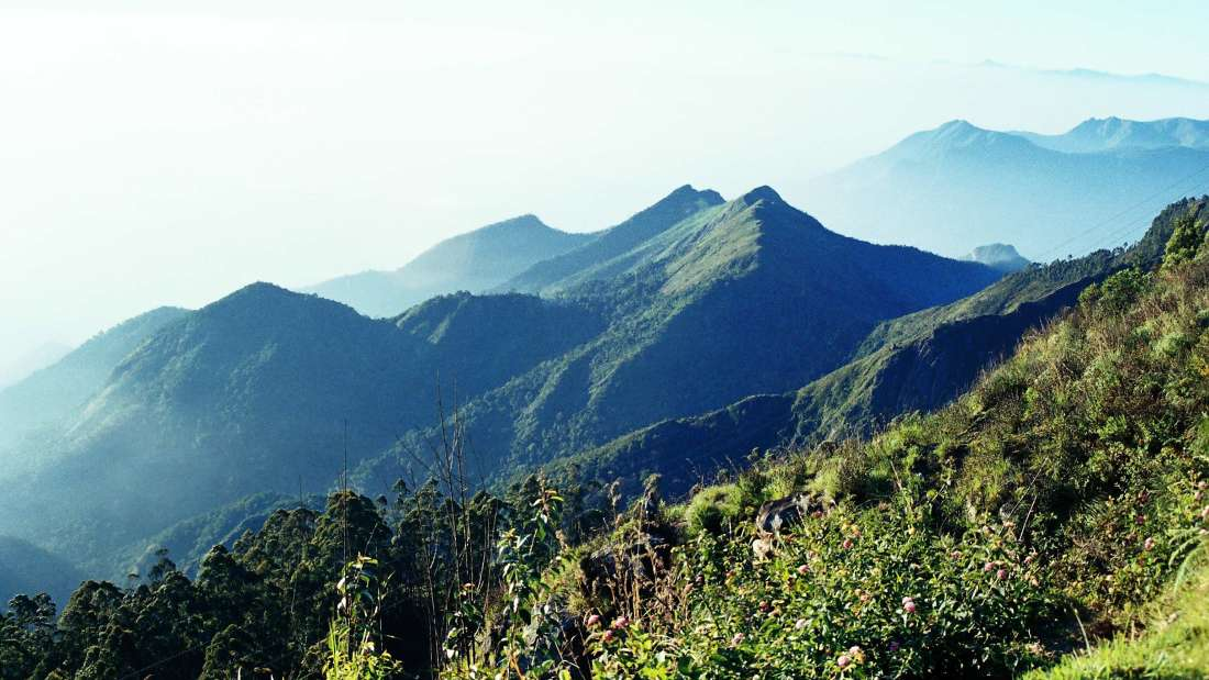 Valle View from Coaer s Walk,The Carlton - 5 Star Hotel in Kodaikanal, hotel near kodaikanal lake