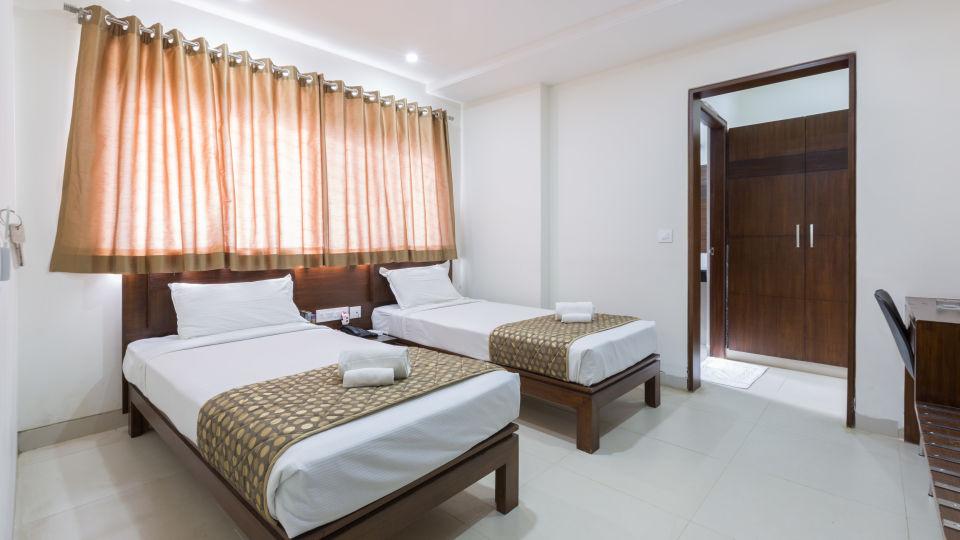 The Sanctum Suites, Bangalore Bangalore Standard Twin Room 2 The Sanctum Suites Bangalore