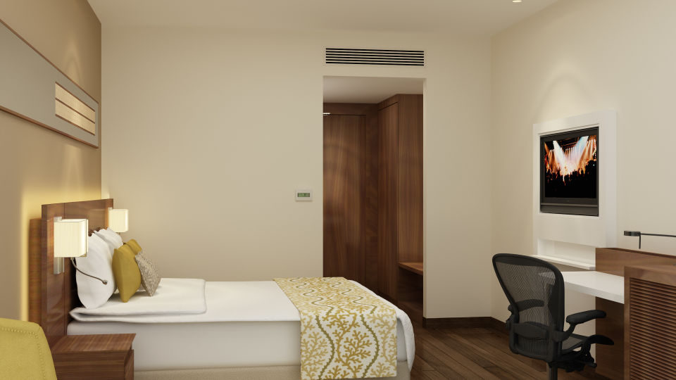Premier King Room, Rooms in Noida, The Hideaway