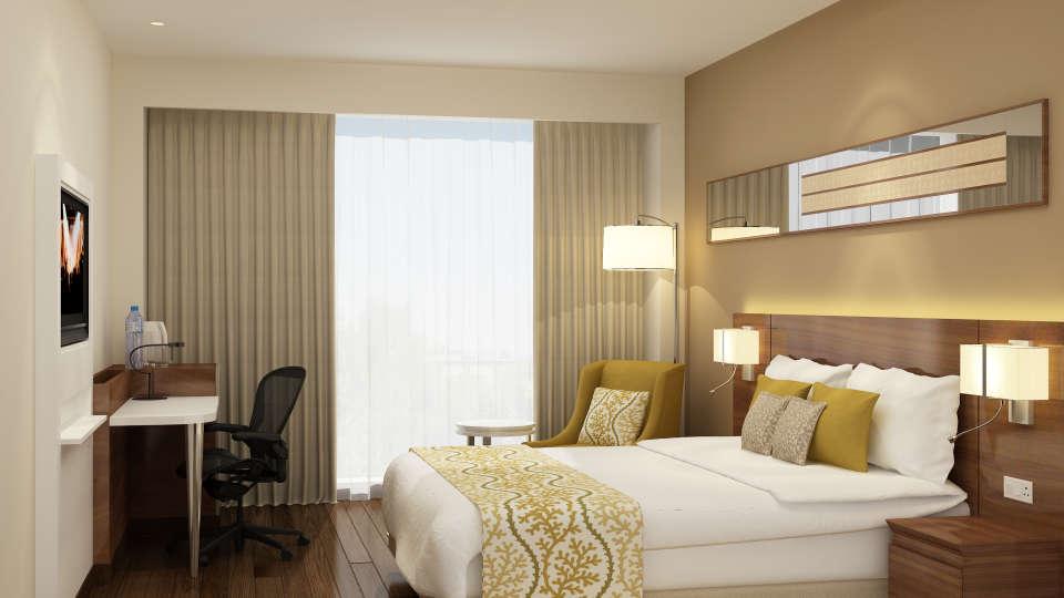 Premier King Room1, Rooms in Noida, The Hideaway