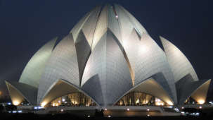 Star Hotels, Delhi  Lotus Temple