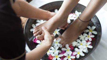Tattva foot ritual leisure hotels spa