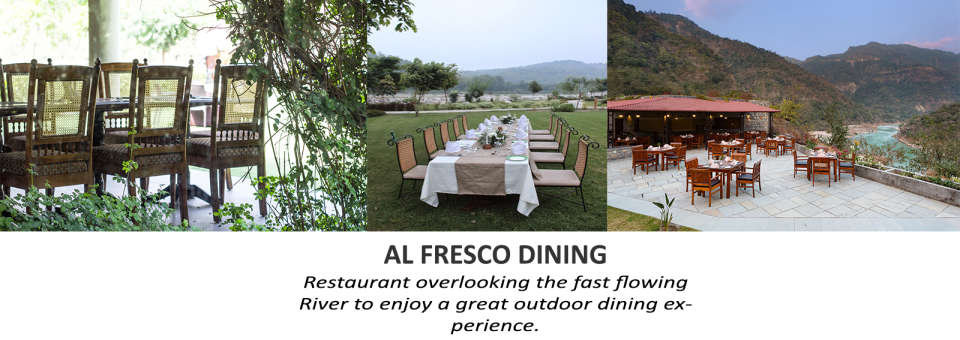 Leisure Hotels  Al Fresco