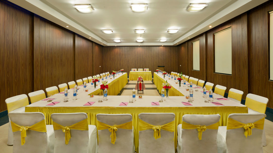 Baithak Banquet Halls in Mathura at Shri Radha Brij Vasundhara Resort Spa Mathura