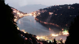 Ganga Lahari Hotel Haridwar Location Nainital