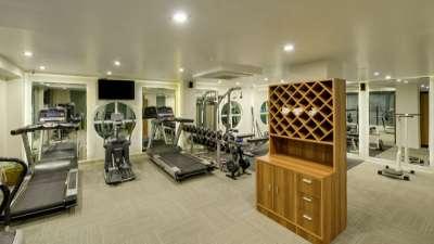 Gym Nidhivan Sarovar Portico Vrindavan Hotels In Vrindavan 832