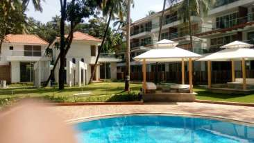 Signature Crest Serviced Apartments, Calangute, Goa Goa Swimming Pool Signature Crest Serviced Apartments Calangute Goa 3