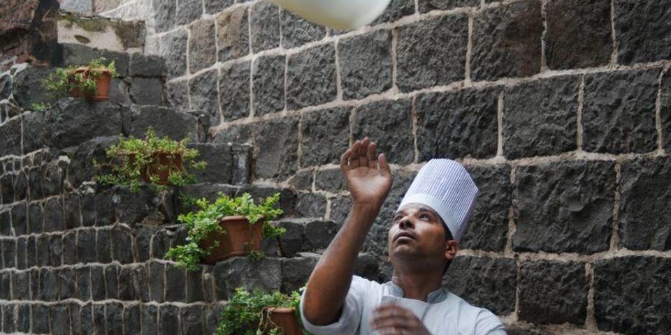 Aangan1, The Courtyard Cafe in Pune, Fort JadhavGADH, Cafes Near Pune