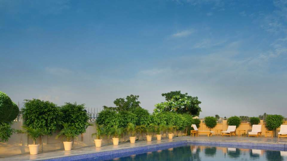 pool, Hotel Seyfert Sarovar Portico Dehradun