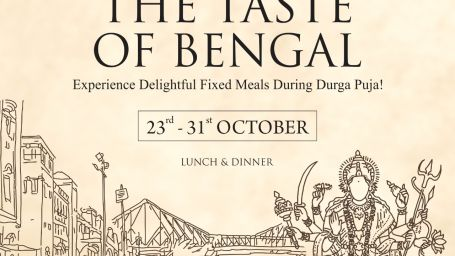 Durga Puja Package - The Orchid Hotel - Pune