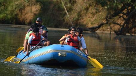 Kadkani Riverside Resorts, Coorg Coorg DSC 5292 Kadkani River Resort Coorg
