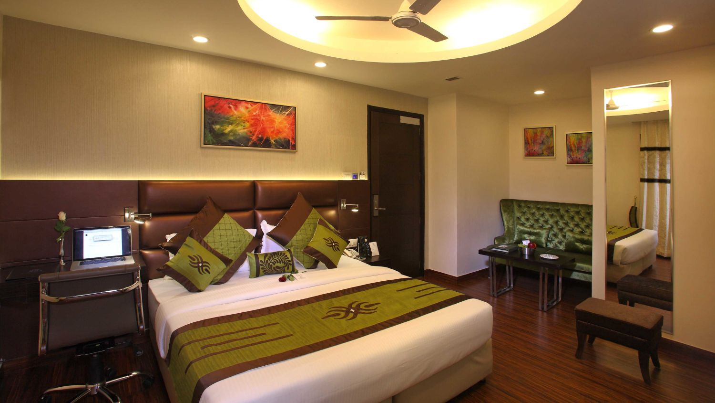 Club Rooms, Hotel JRD Exotica