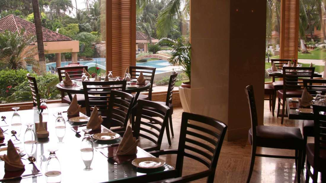 Lagoon The Pool View Cafe - Coffee Shop in Madh Island at The Retreat Hotel and Convention Centre Madh Island Mumbai