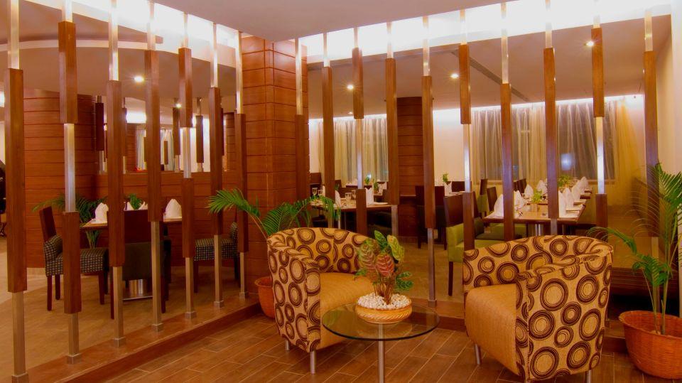 VITS Bhubaneswar Hotel Bhubaneswar The Sizzle Restaurant 1 at VITS Hotel Bhubaneswar