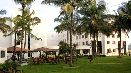 Evoma Hotel, K R Puram, Bangalore Bangalore Hotel Facade Evoma Hotel K R Puram Bangalore 1