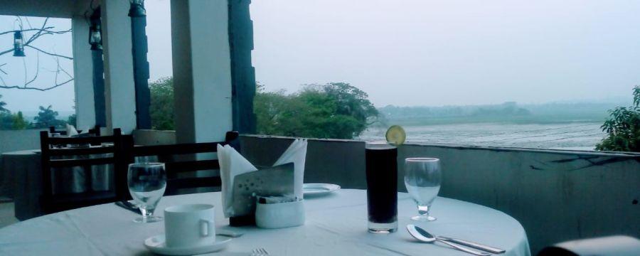 alt-text Polo Lake Resort, Neermahal, Resort in Melaghar, Dining