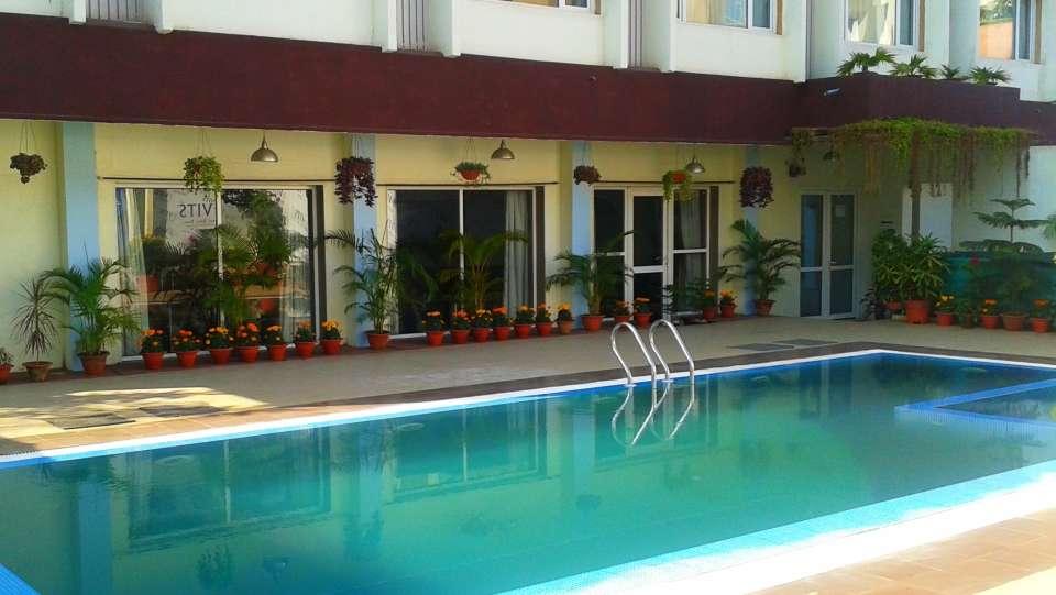 VITS Bhubaneswar Hotel Bhubaneswar Swimming Pool 1 at VITS Hotel Bhubaneswar