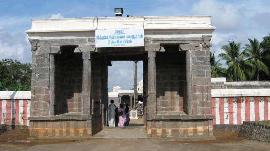 Nithya Kalyana Perumal Temple - panoramio - Gabriele Giuseppini