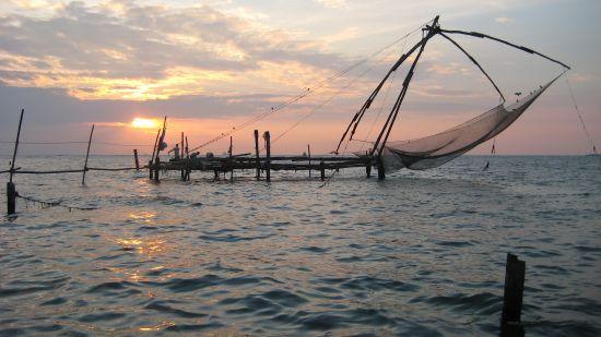 Fishing Net The Gokulam Park Kochi