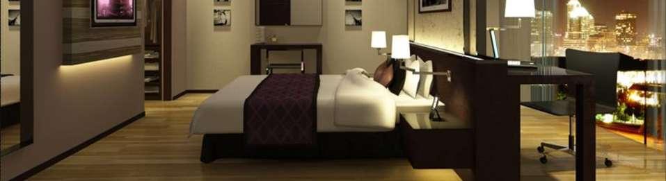 Premium Rooms at Davanam Sarovar Portico Bangalore, Hosur Hotels in Bangalore 5