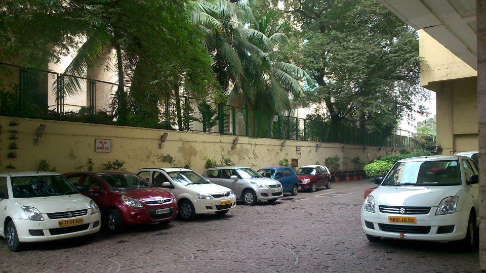 VITS Hotel, Mumbai Maharashtra Car Parking VITS Hotel Mumbai