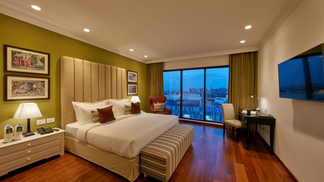 Hotel rooms in Whitefield, Waverly Hotel & Residences, Hotels near VR Mall 12345