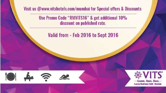 VITS Hotel, Mumbai Mumbai opt 3 reworked  13 april  Update