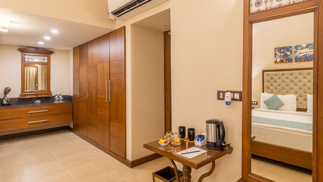 Suites, Heritage Village Resort and Spa, Goa, Resort near Arossim Beach 4