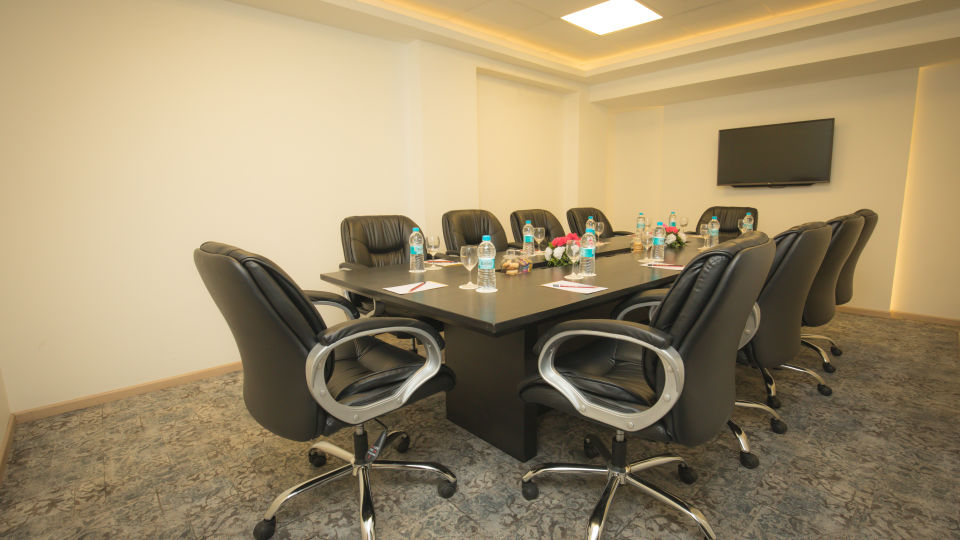 Board Room at VITS Hotel, Bhubaneswar