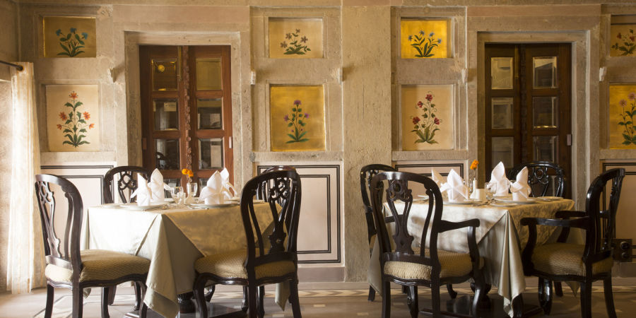 alt-text 29. Darbhanga Fine Dining Restaurant