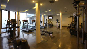 Moksha Himalaya Spa Resort, Chandigarh Chandigarh Fitness Centre Moksha Himalay Spa Resort Chandigarh 13