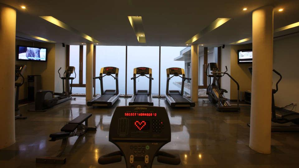 Moksha Himalaya Spa Resort, Chandigarh Chandigarh Fitness Centre Moksha Himalay Spa Resort Chandigarh 17