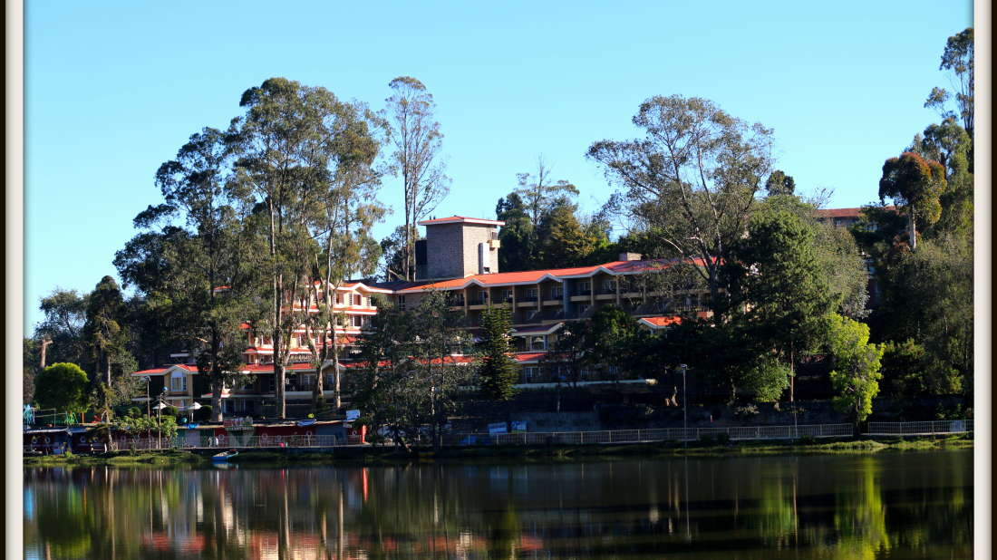 facade, The Carlton Hotel in Kodaikanal, Hotel near Kodaikanal Lake 65