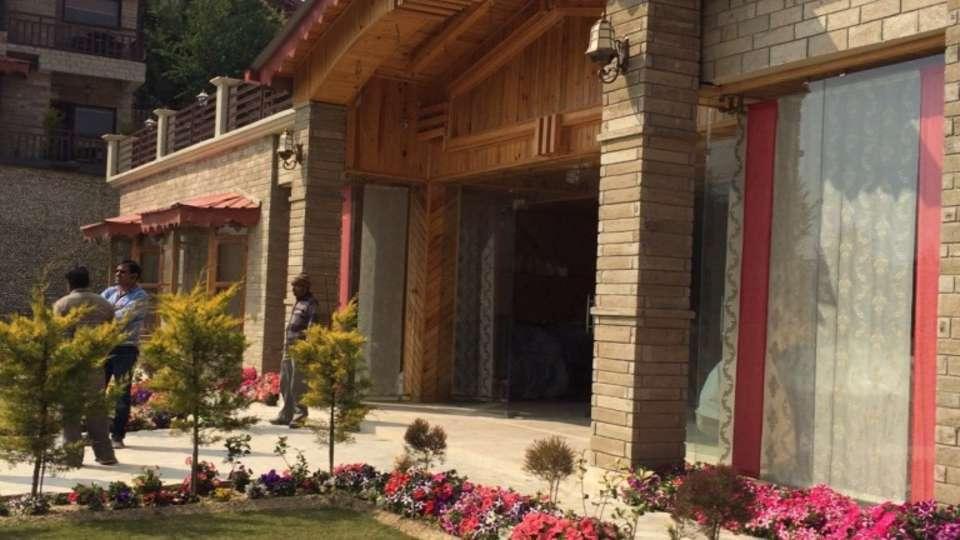 Ojaswi Himalayan Resort, Mukteshwar Nainital Garden Ojaswi Himalayan Resort Mukteshwar 6