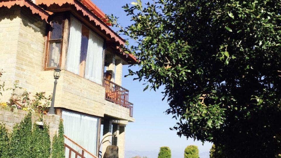 Ojaswi Himalayan Resort, Mukteshwar Nainital Exterior View Ojaswi Himalayan Resort Mukteshwar 15