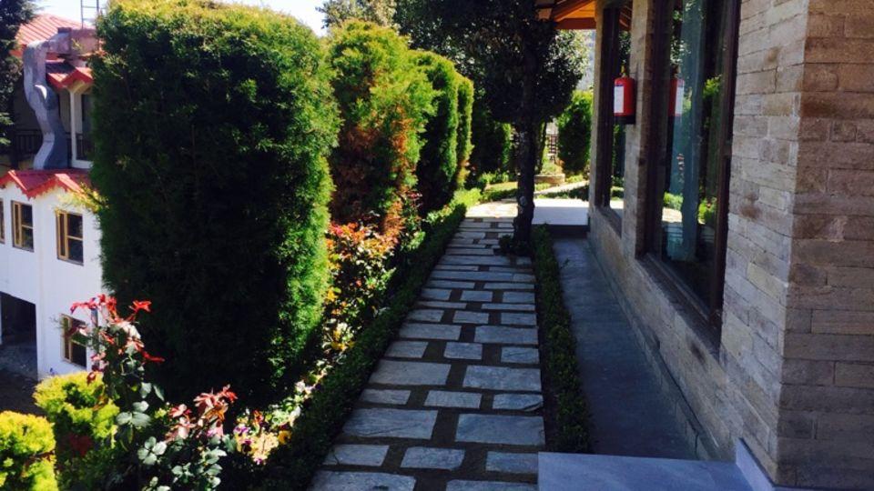 Ojaswi Himalayan Resort, Mukteshwar Nainital Exterior View Ojaswi Himalayan Resort Mukteshwar 22