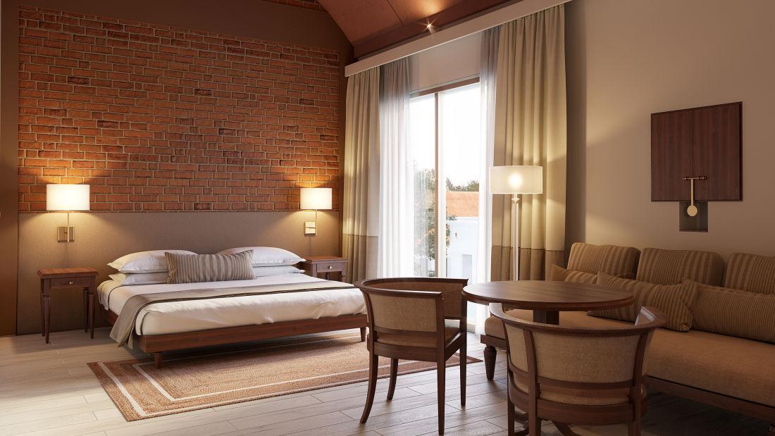 Double room, Marasa Sarovar Premiere Bodhgaya, Hotels in Bodhgaya
