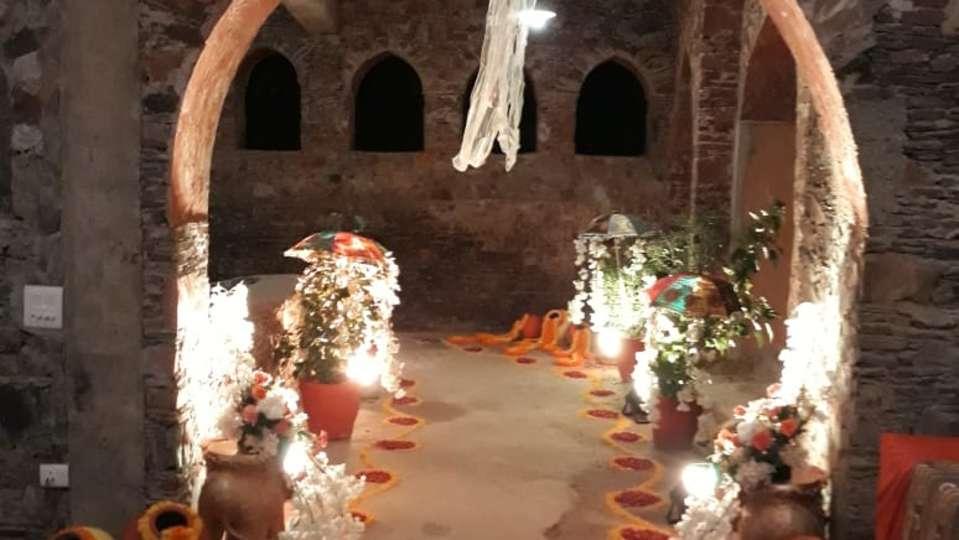 Destination weddings in Rajasthan at Tijara Fort-Palace, Alwar Hotels 15