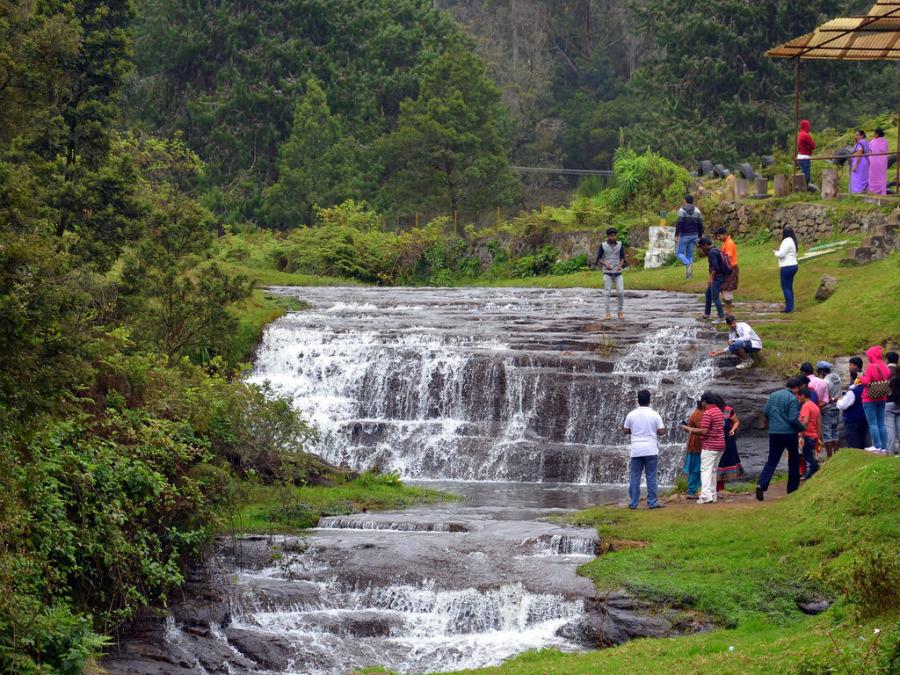 alt-text Pambar falls, The Carlton Kodaikanal, Hotel Near Kodaikanal Lake