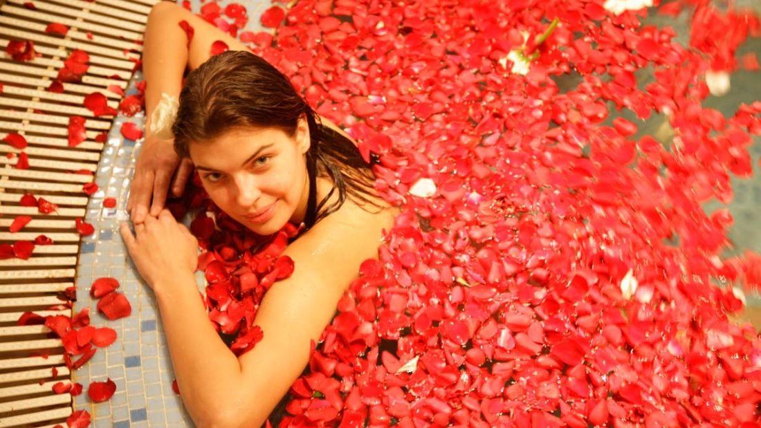 Spa , the grand hotel new delhi, Hotel with spa-2