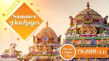 Summer Package at The Ambassador Pallava Chennai