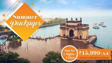 Summer Package at The Ambassador Mumbai